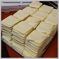 Freshly Sliced Provel Cheese