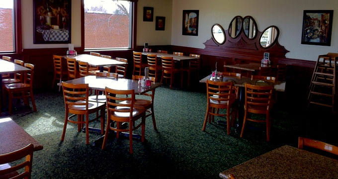 Join us, we are open for lunch and dinner 6 days a week!
